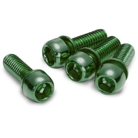 Reverse Scheibenbremsen-Schrauben Set grün